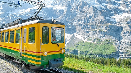 Rail Away Wengern Alp Bahn